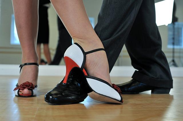 lesiones del baile
