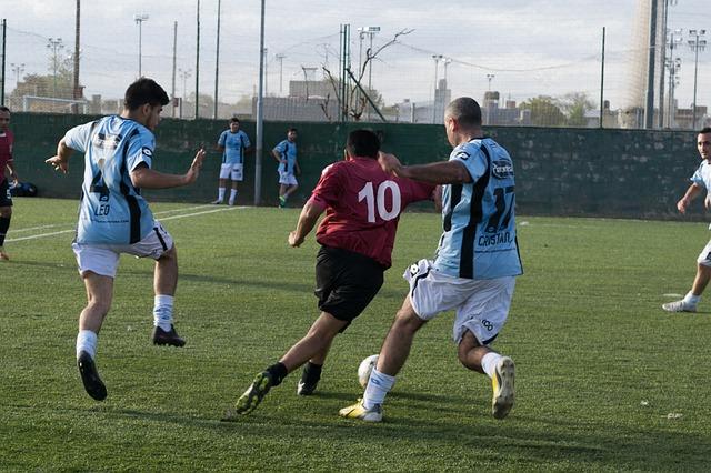 lesiones del fútbol
