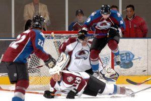 lesiones en el hockey