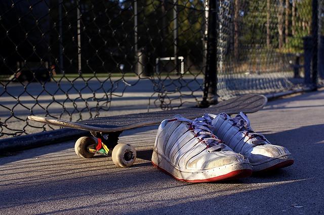 lesiones por Skate