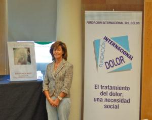 Dra. Mª Isabel Heraso, Presidenta de FID